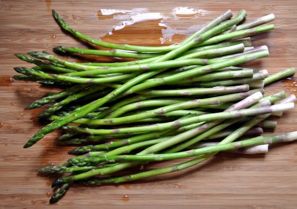 Asparagus seeds not producing