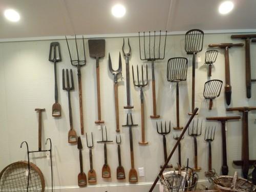 garden  forks