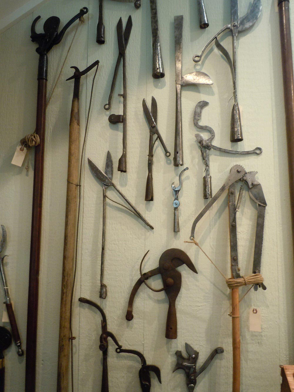 Antique Garden Tools Walter Reeves