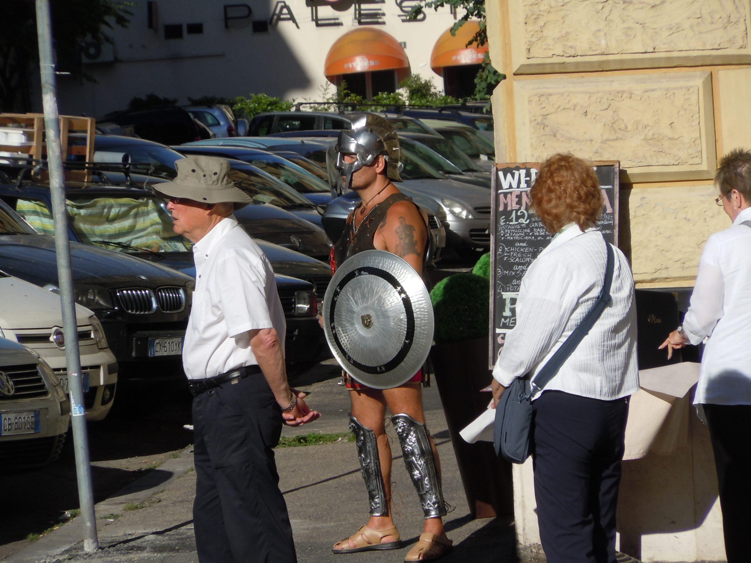 Italian policeman