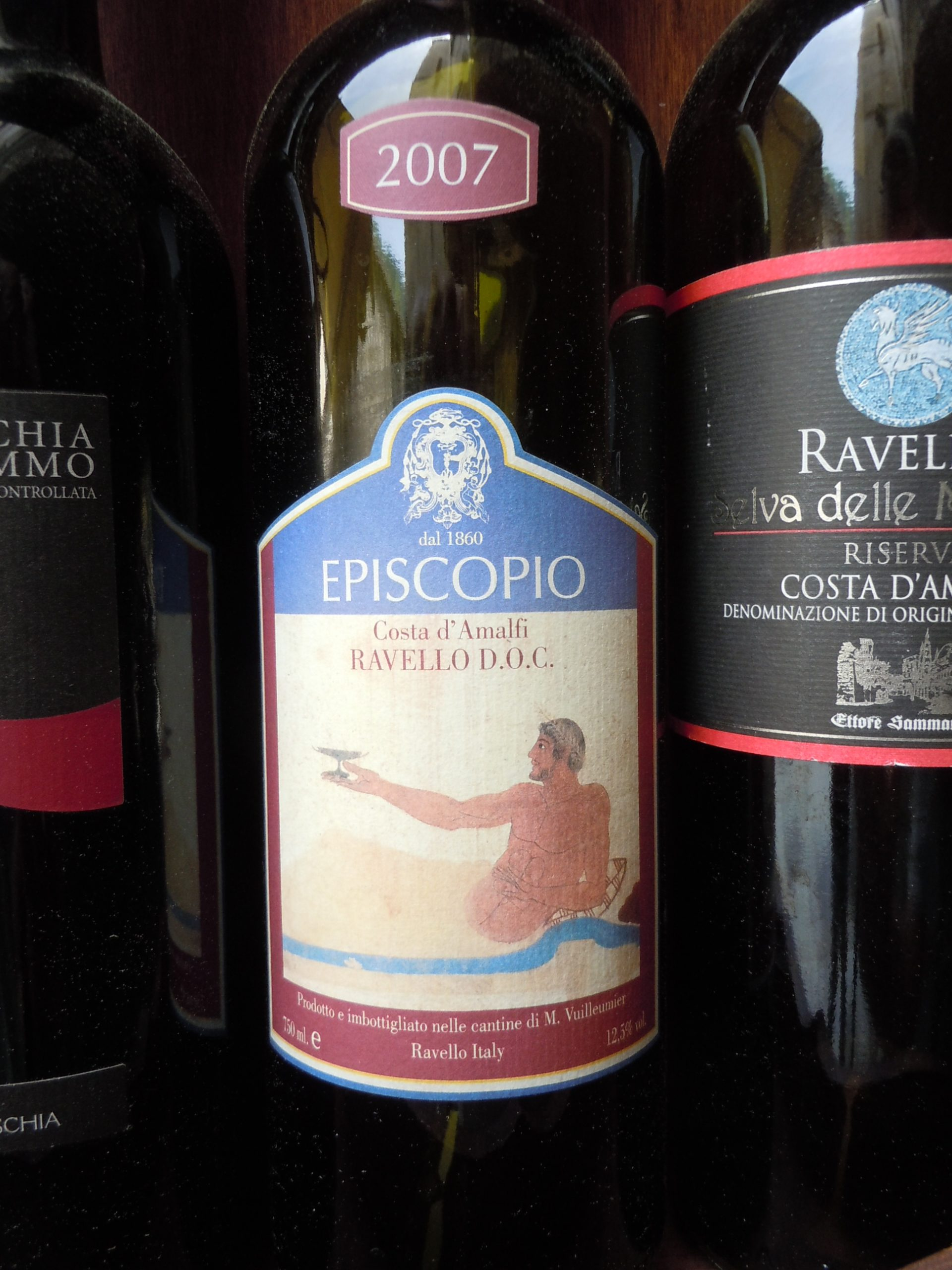 wine for the Episcopalians!